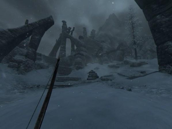 Skyrim VR Ruins