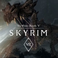 Skyrim VR Dragon