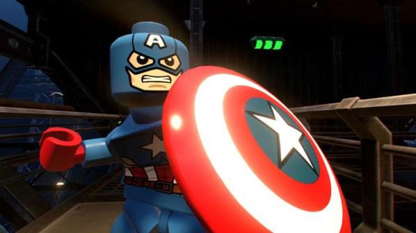LEGO Marvel Super Heroes 2 Capt America