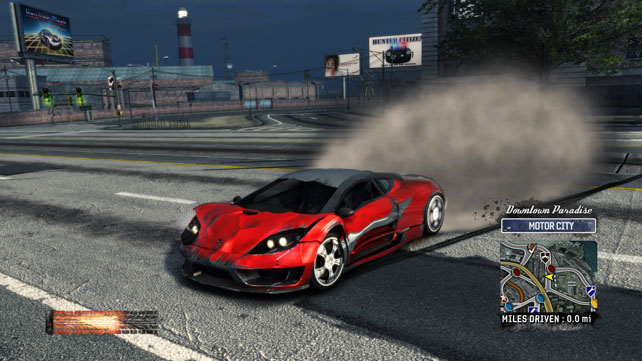 Burnout Paradise Remastered Review • Codec Moments