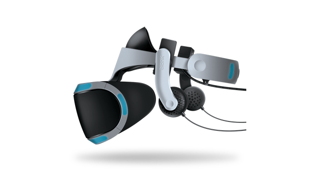 Bionik Mantis PSVR Headphones