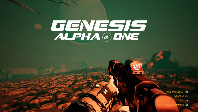 Genesis Alpha One Review • Codec Moments