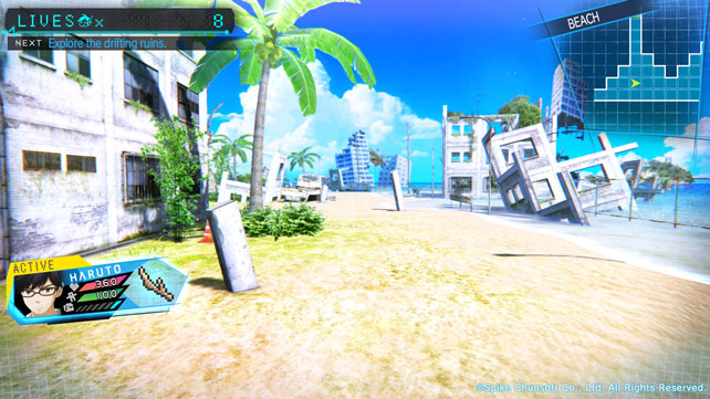 Zanki Zero: Last Beginning Review • Codec Moments