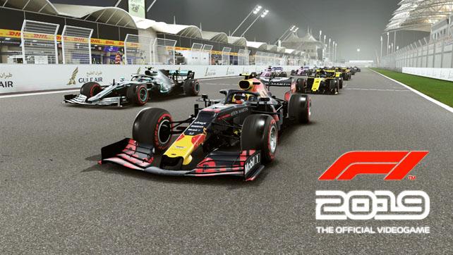 F1 2019 Review • Codec Moments