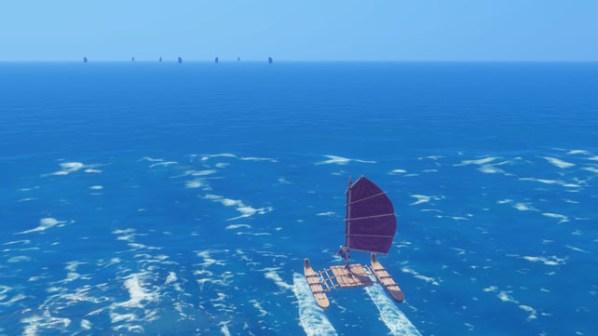 Windbound Sailing Home