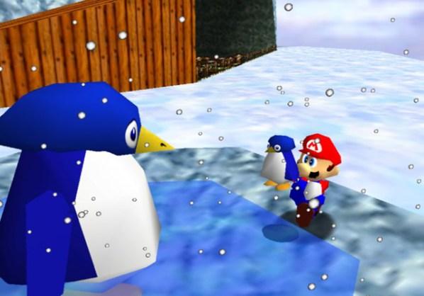 Super Mario 3D All-Stars: 64
