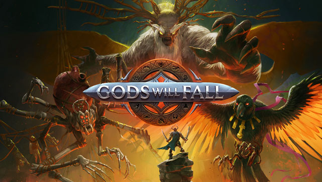 Gods Will Fall Preview