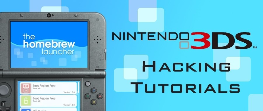 How to Hack 3DS