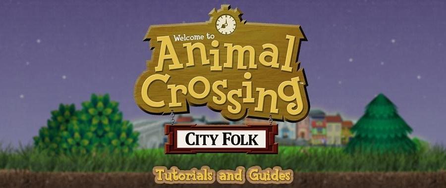 descargar animal crossing city folk iso