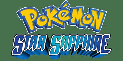 Pokemon Star Sapphire