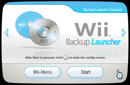 how to play burned wii iso games code donut rh codedonut com Playing Wii Backups Wii Backup Launcher Logo