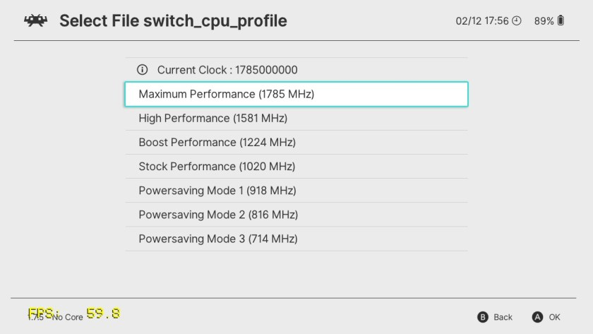 retroarch cpu overclocking