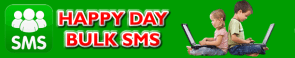 Happy Day Bulk Sms
