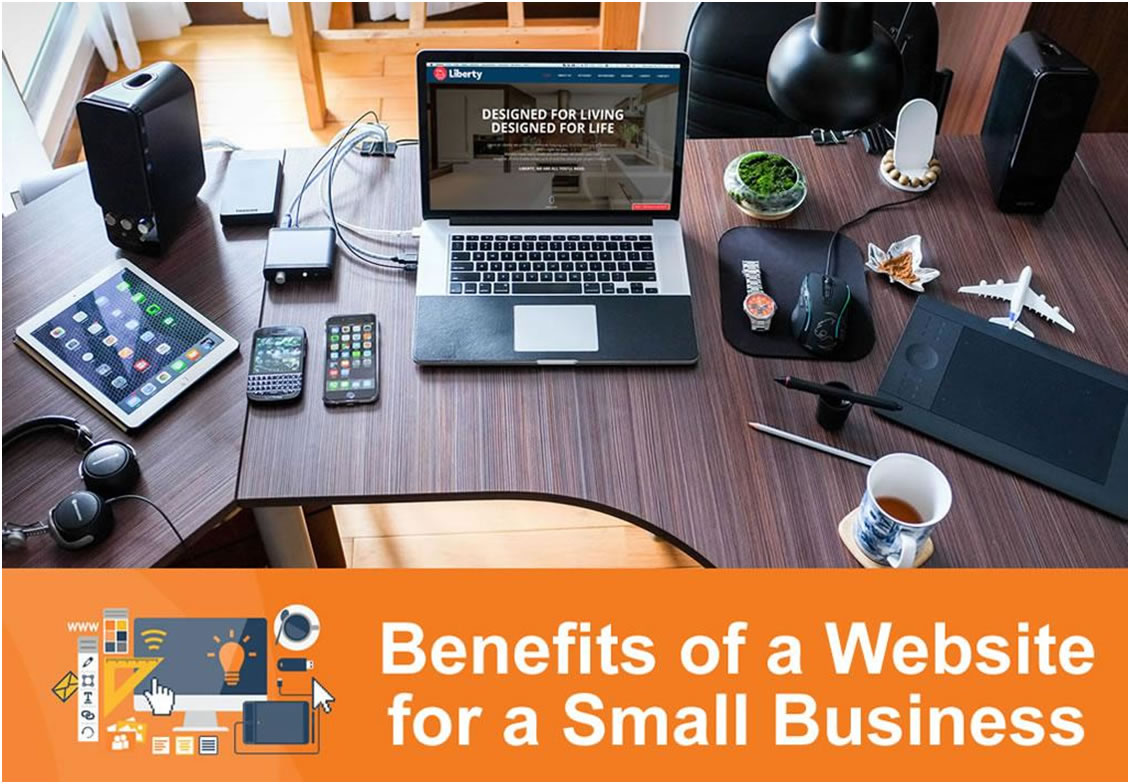 9 Benefits of a Website for a Small Business