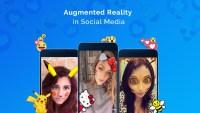 Augmented Reality social media