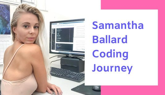 Samantha Ballard Coding Journey