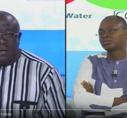 Dialogue citoyen avec Dieudonné Maurice BONNANET, Ministre de l'Urbanisme et de l'Habitat