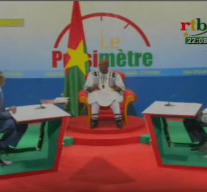Dialogue Citoyen du 26 Avril 2016 avec le président du Faso