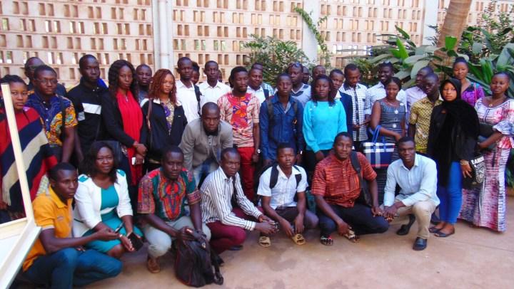Veille citoyenne au Burkina Faso : La CODEL vulgarise la plateforme périmètre.bf