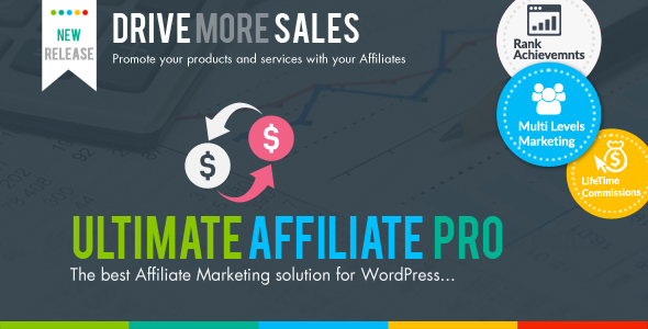 Ultimate Affiliate Pro WordPress Plugin v4.7.1