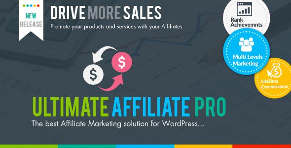 Ultimate Affiliate Pro WordPress Plugin v5.0