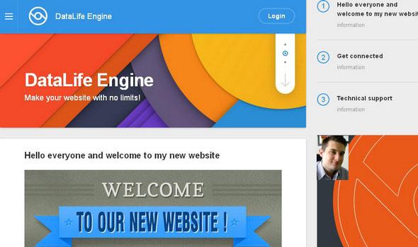 DataLife Engine v13.0 - A Content Management System