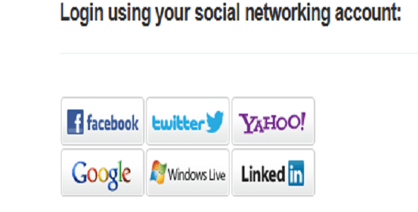 SocialLogin+ for .NET