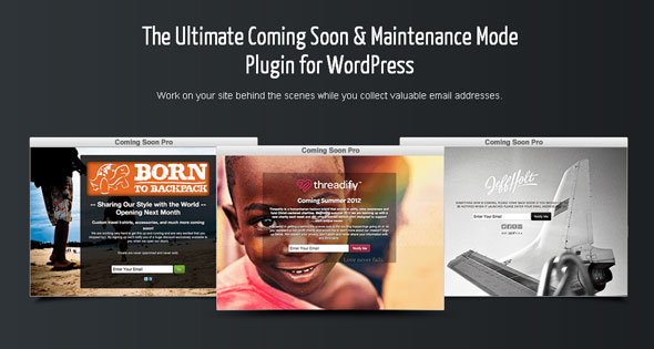 SeedPro Comming Soon Pro v5.12.3 – WordPress Plugin