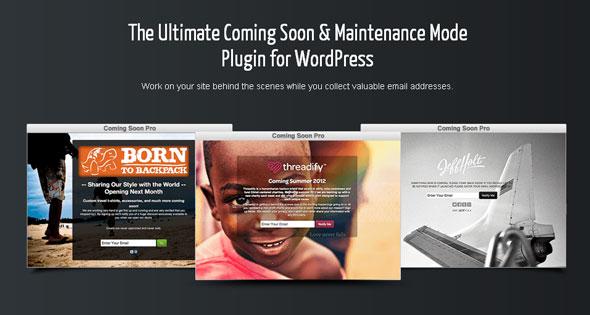 SeedPro Comming Soon Pro v5.12.1 - WordPress Plugin