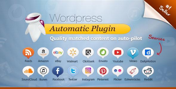 Wordpress Automatic Plugin v3.34.0