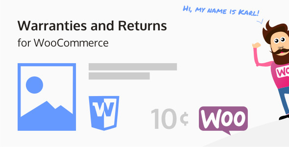 Warranties and Returns for WooCommerce v4.1.1