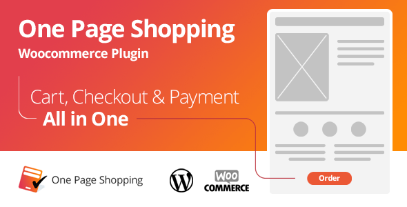 WooCommerce One Page Shopping v2.5.12