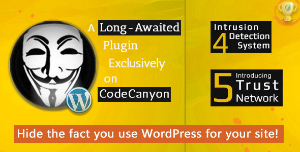 Hide My WP v5.5.5 - Amazing Security Plugin for WordPress!