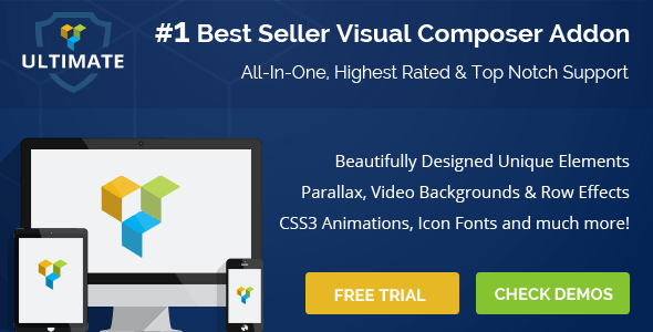 Ultimate Addons for Visual Composer v3.16.12