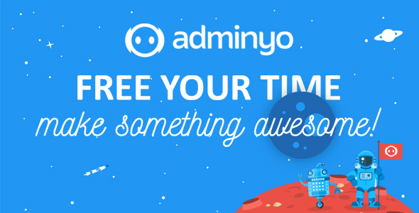 adminyo v1.4 - Intelligent WordPress Admin