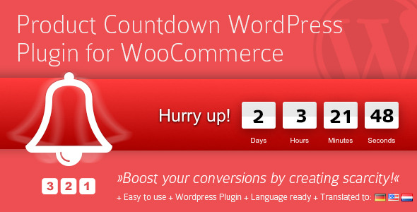 Product Countdown WordPress Plugin v4.2.4
