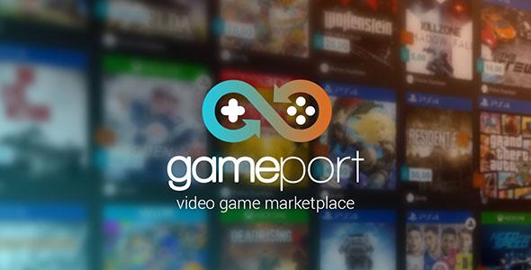 GamePort v1.5 – Video Game Marketplace
