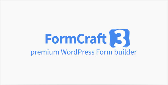 FormCraft v3.8 – Premium WordPress Form Builder