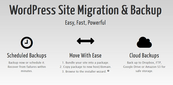 Duplicator Pro v3.8.6.1 - WordPress Site Migration & BackUp