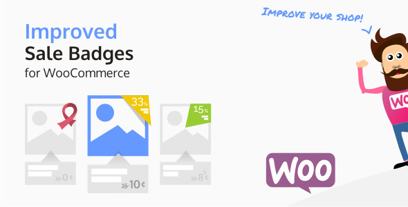 Improved Sale Badges for WooCommerce v3.4.7