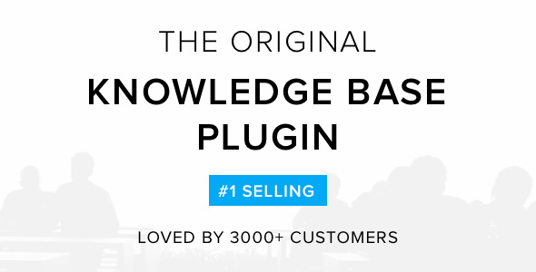 Knowledge Base v4.0.0 - Helpdesk | Wiki WordPress Plugin