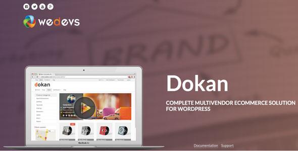 Dokan Pro v3.3.8 + Dokan Theme v2.3.7