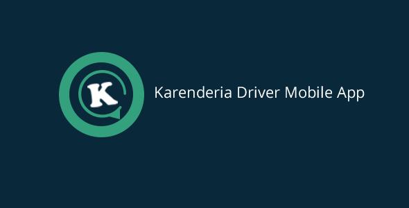 Karenderia Driver Mobile App v8.0