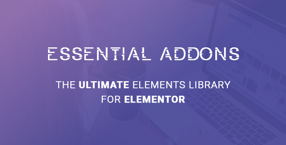 Essential Addons for Elementor v2.13.0
