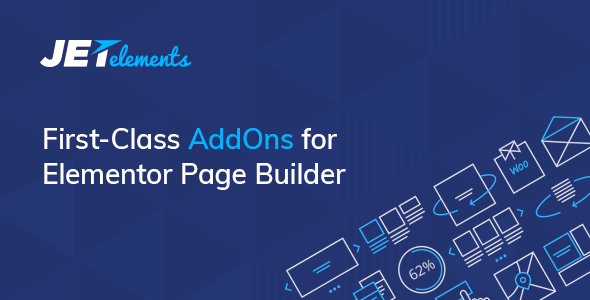 JetElements v1.10.3 - Addon for Elementor Page Builder