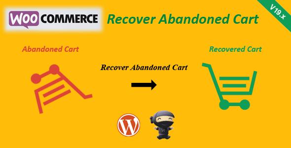 WooCommerce Recover Abandoned Cart v21.7