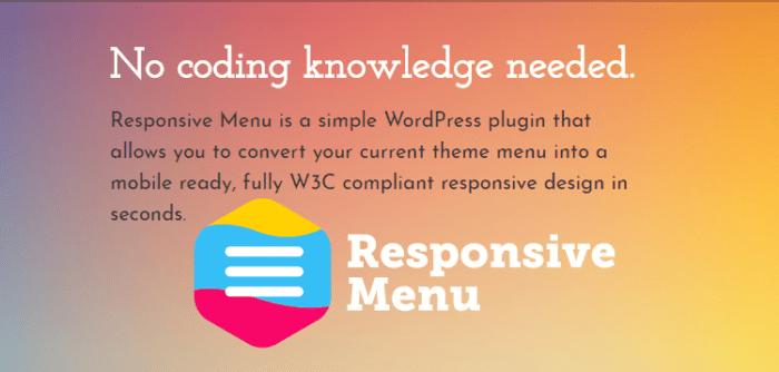 Responsive Menu Pro v3.1.18