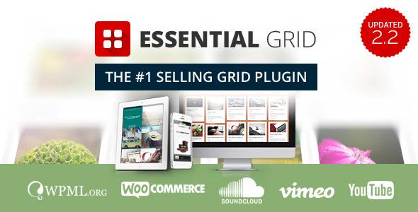 Essential Grid WordPress Plugin v2.2.4.2
