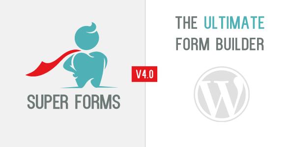 Super Forms v4.6.1 – Drag & Drop Form Builder