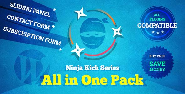 Ninja Kick Series v1.3.4 – All in One Pack